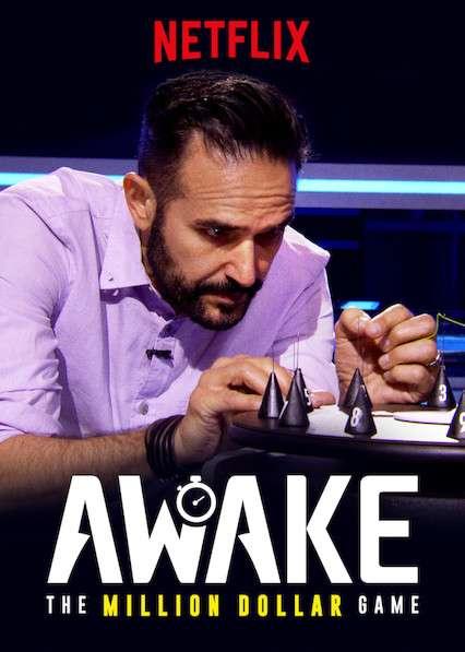Awake: The Million Dollar Game kapak
