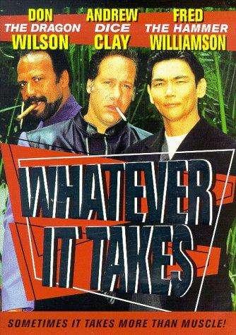 Whatever It Takes kapak