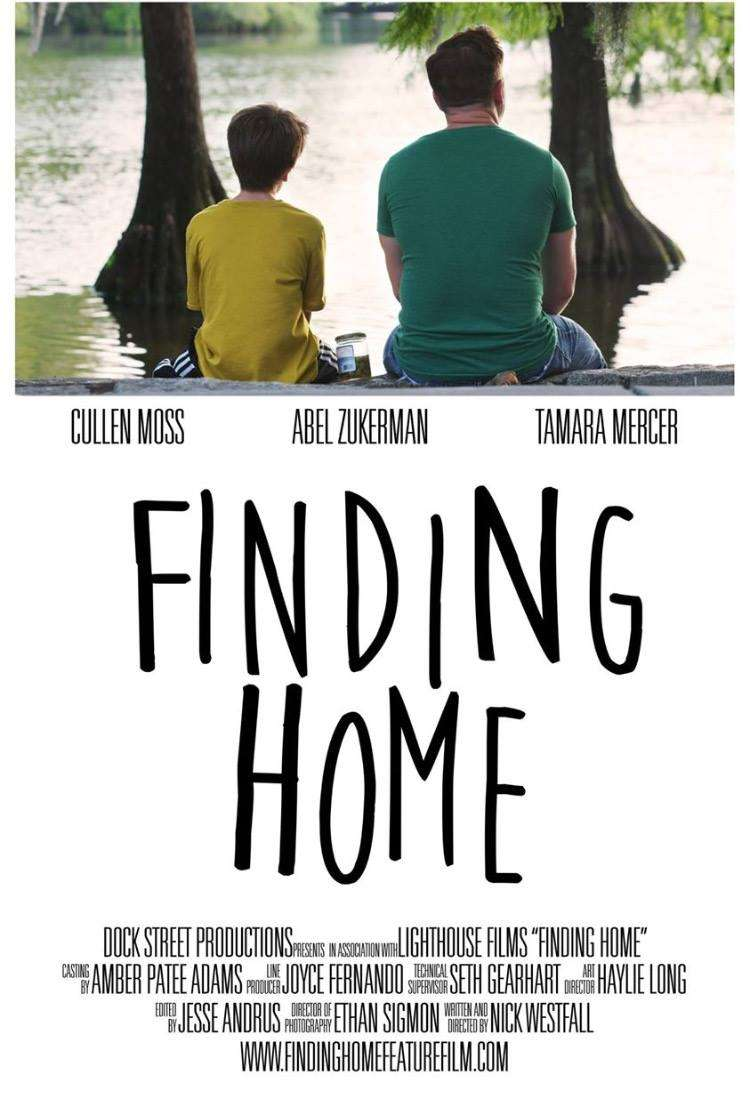 Finding Home: A Feature Film for National Adoption Day kapak