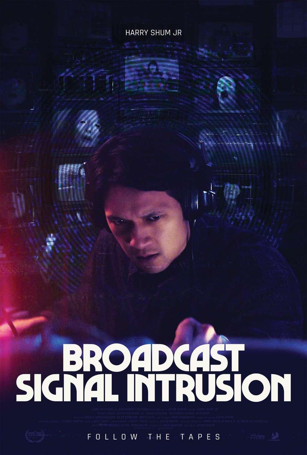 Broadcast Signal Intrusion kapak