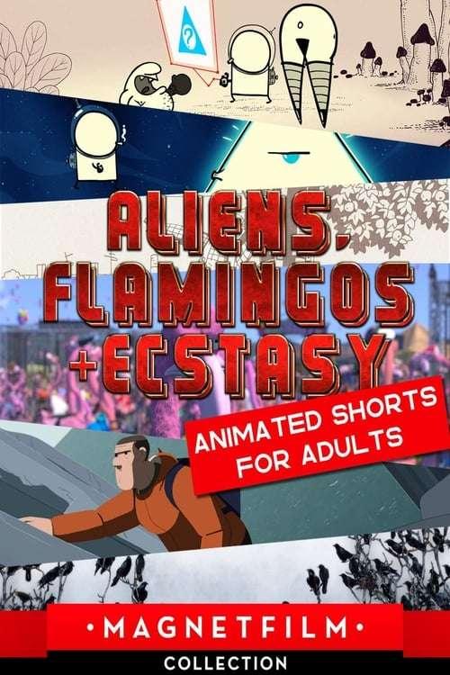 Aliens, Flamingos & Ecstasy kapak