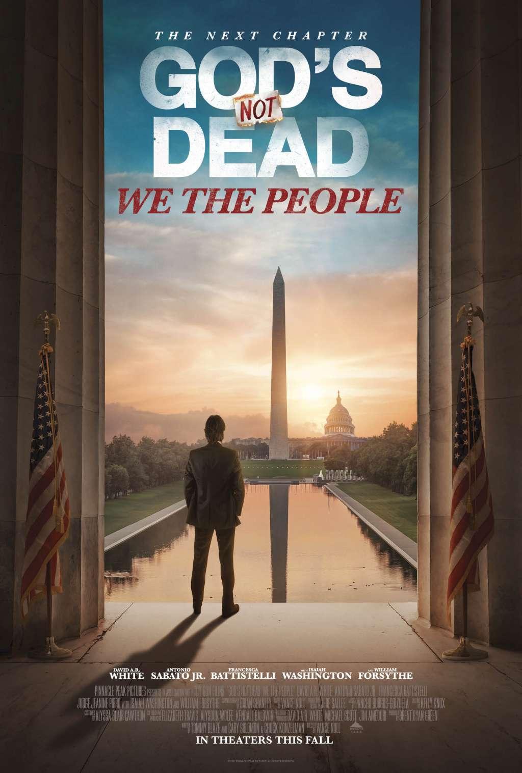 God's Not Dead: We the People kapak