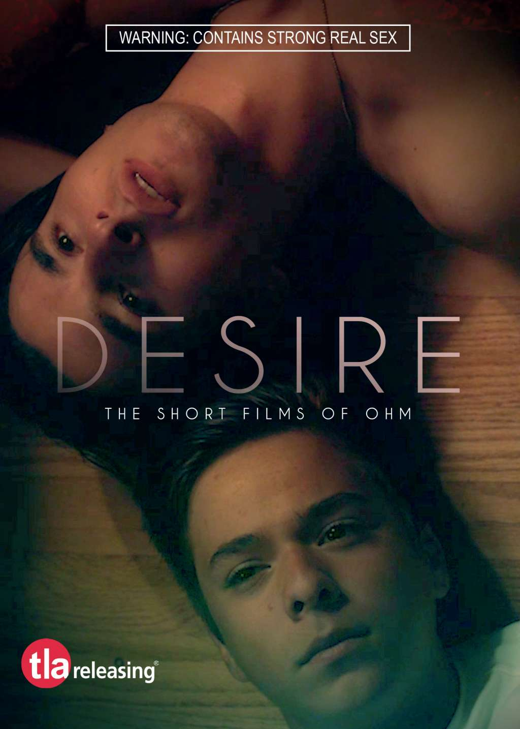 Desire: The Short Films of Ohm kapak