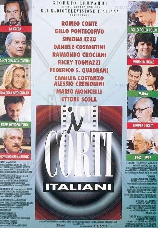 I corti italiani kapak