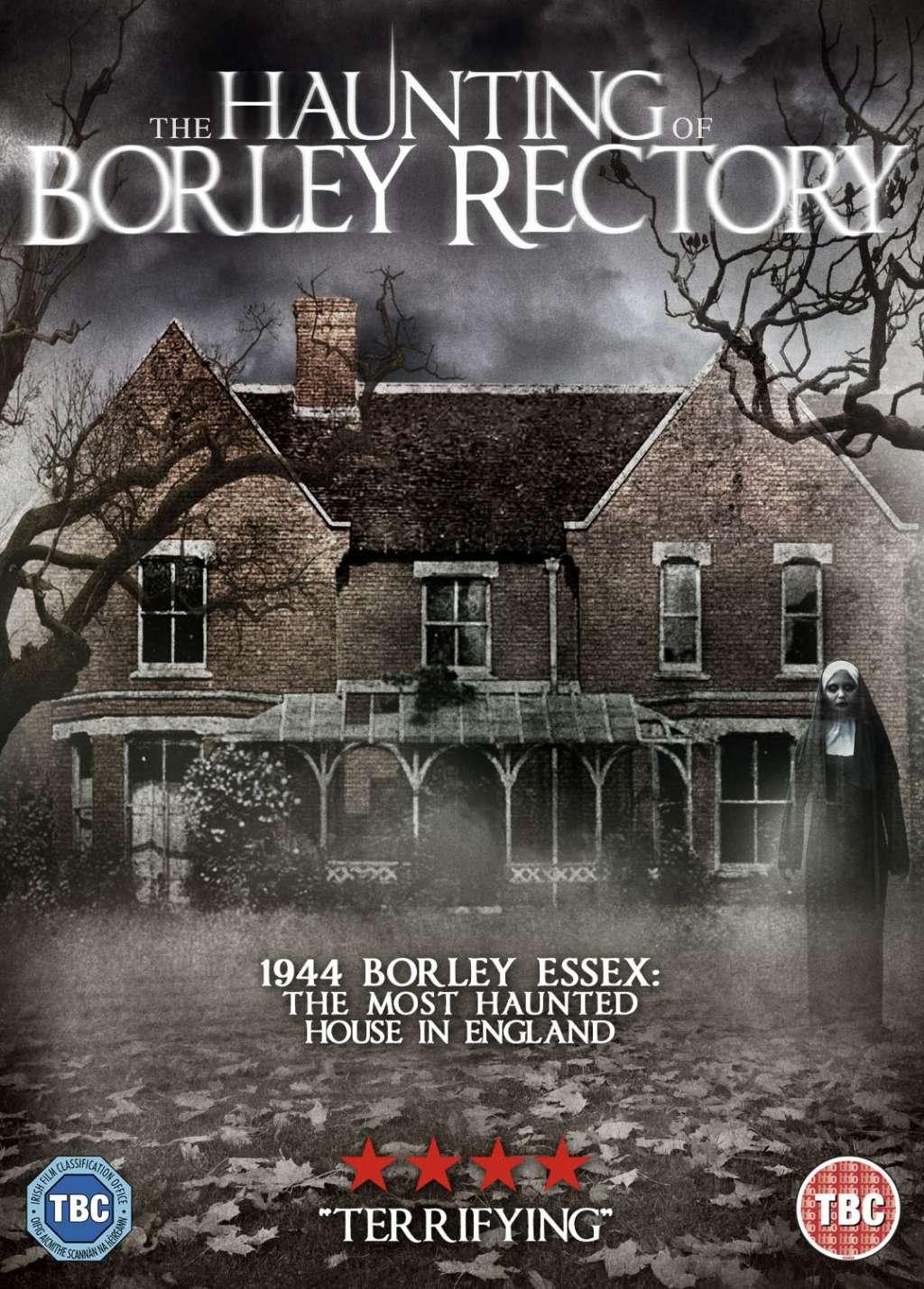 The Haunting of Borley Rectory kapak