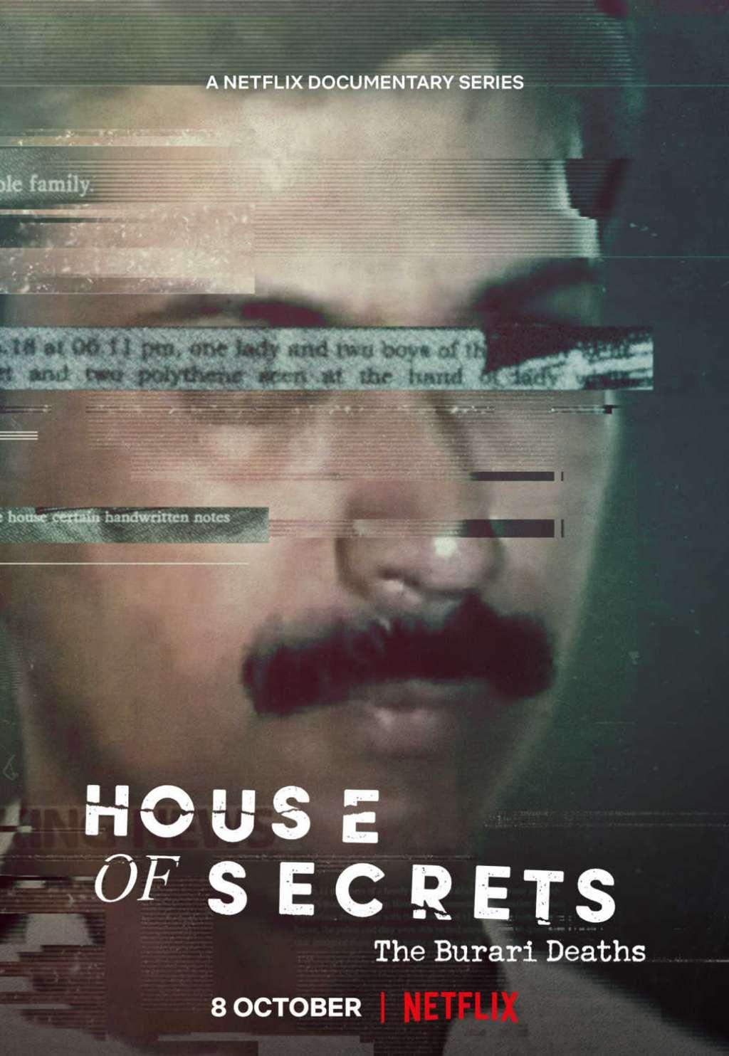House of Secrets: The Burari Deaths kapak