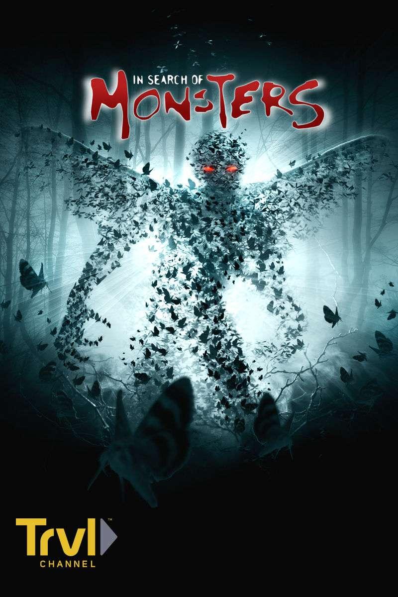 In Search of Monsters kapak