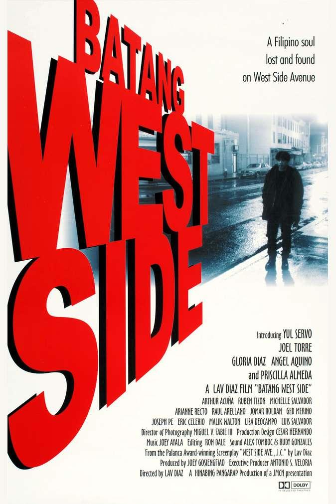 West Side Avenue kapak