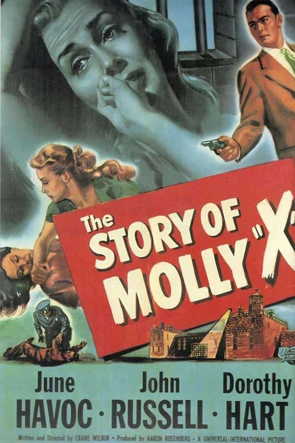 The Story of Molly X kapak