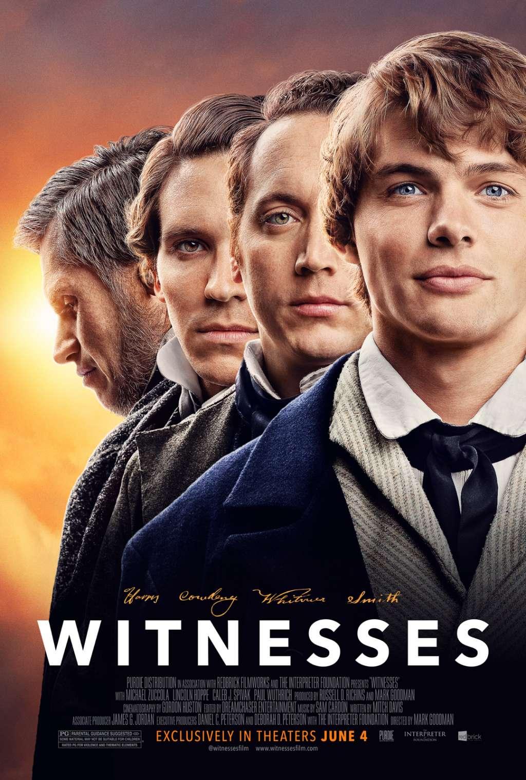 Witnesses kapak