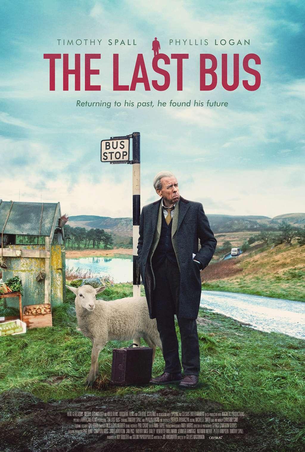 The Last Bus kapak