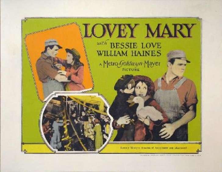 Lovey Mary kapak