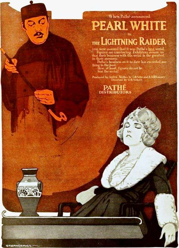 The Lightning Raider kapak