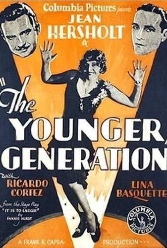 The Younger Generation kapak