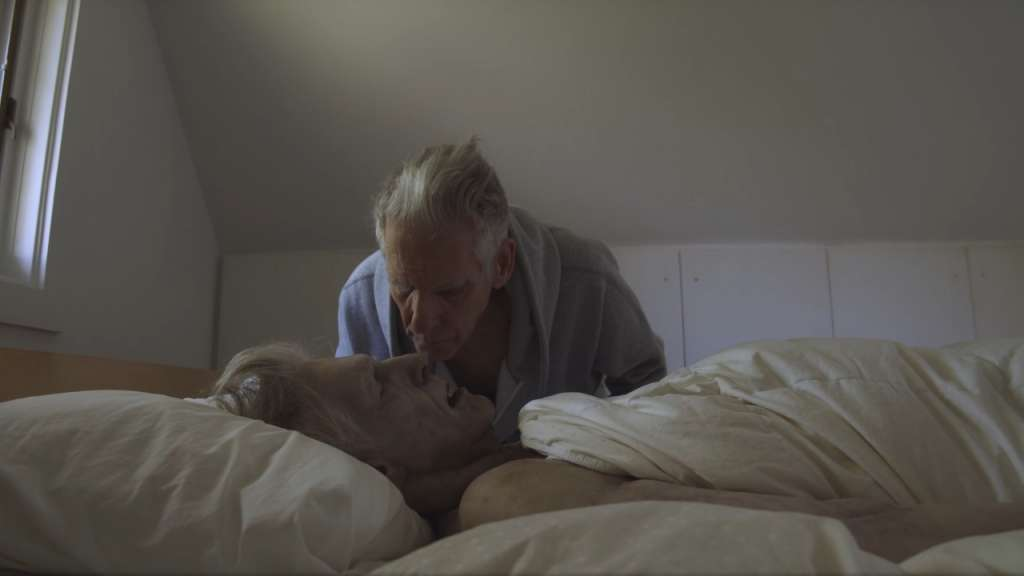 The Death of David Cronenberg kapak