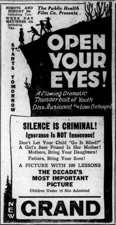Open Your Eyes kapak