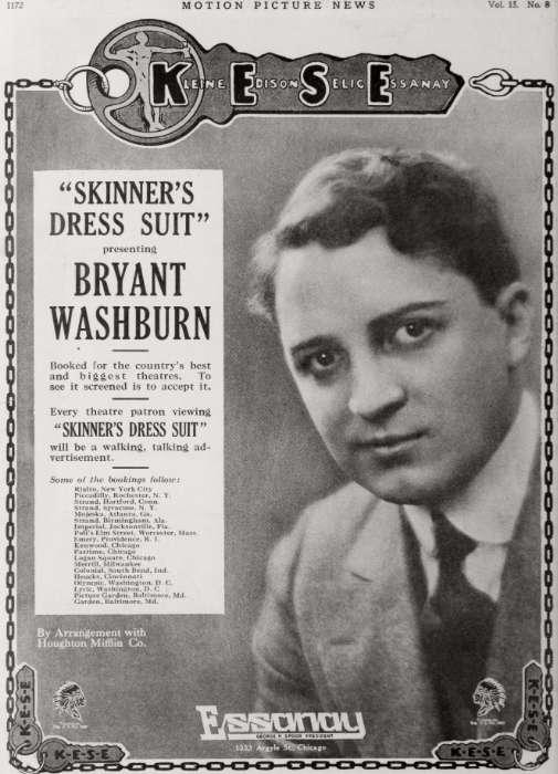 Skinner's Dress Suit kapak