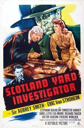 Scotland Yard Investigator kapak