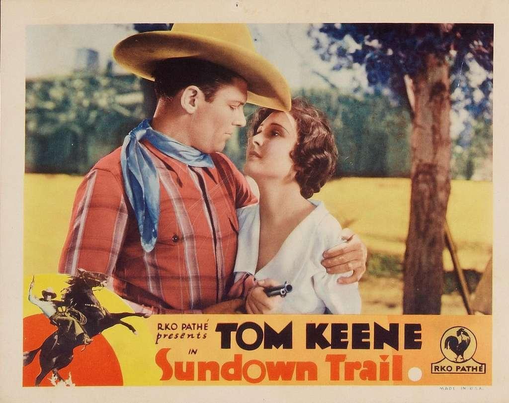 Sundown Trail kapak