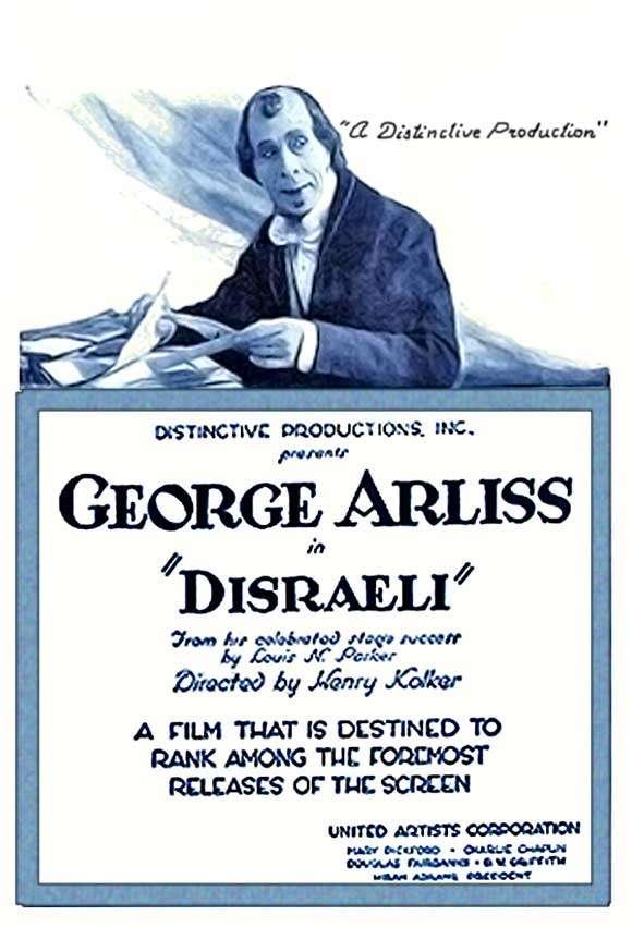 Disraeli kapak