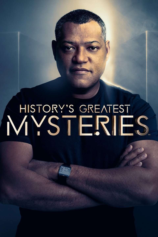 History's Greatest Mysteries kapak