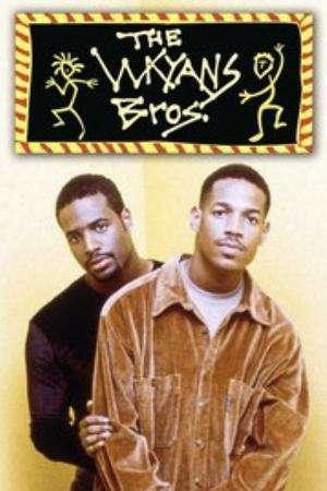 The Wayans Bros. kapak