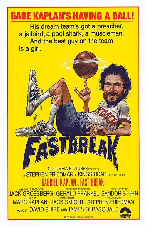 Fast Break kapak