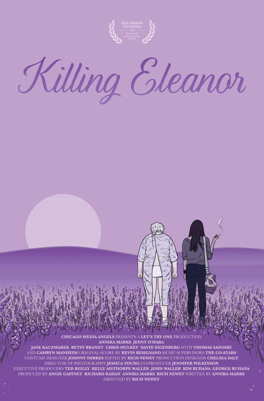 Killing Eleanor kapak