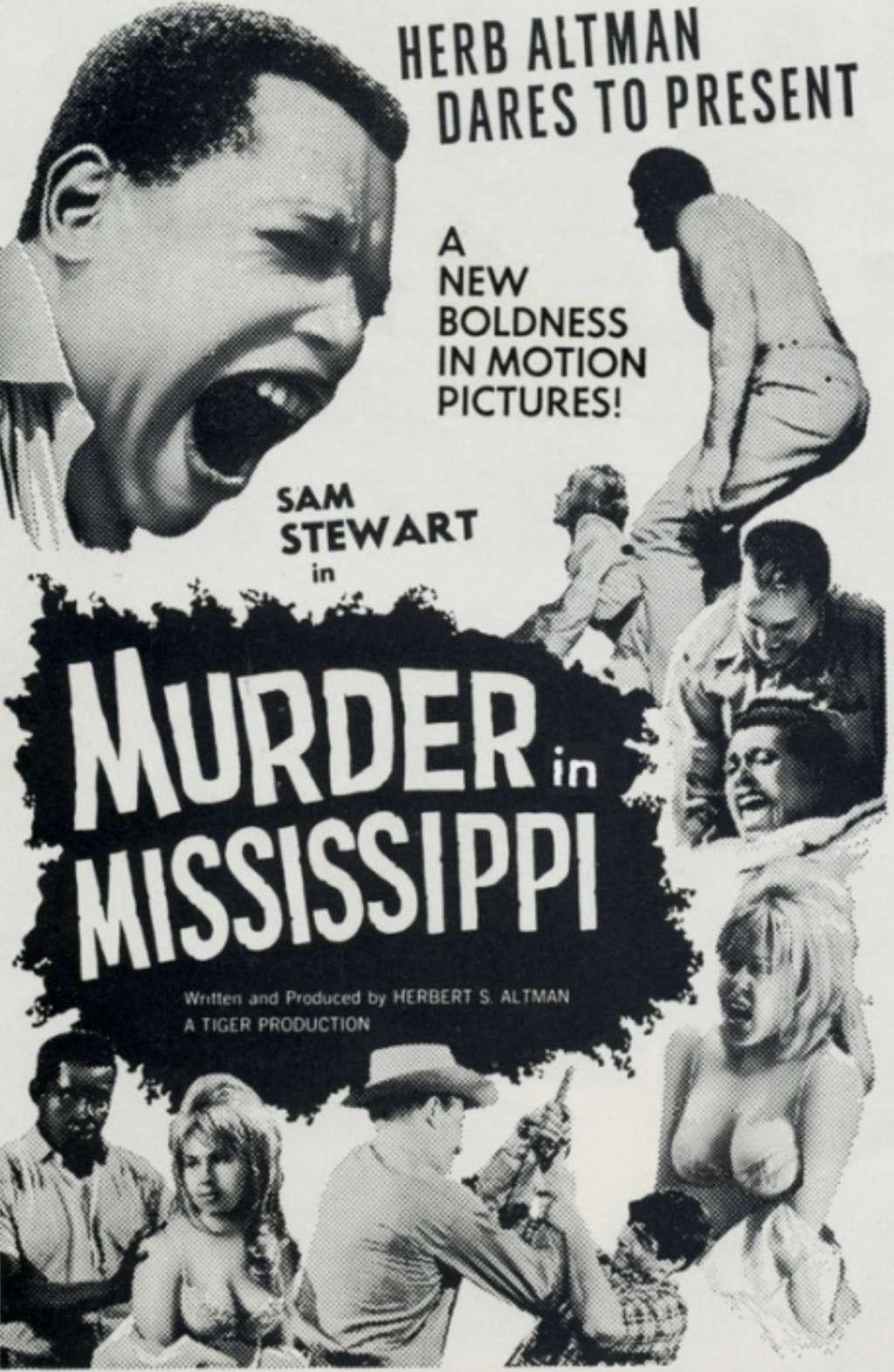 Murder in Mississippi kapak