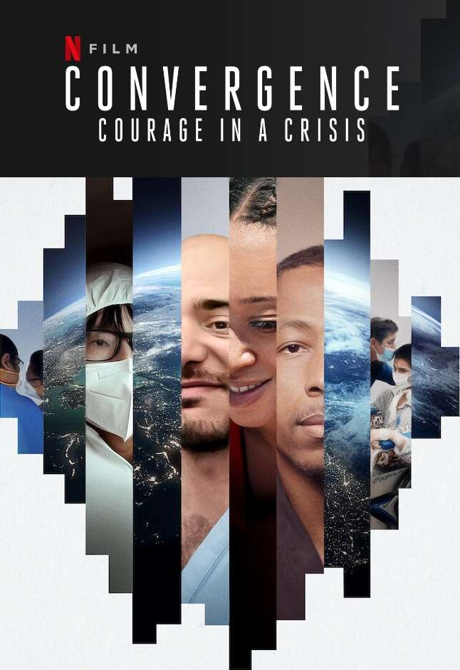 Convergence: Courage in a Crisis kapak