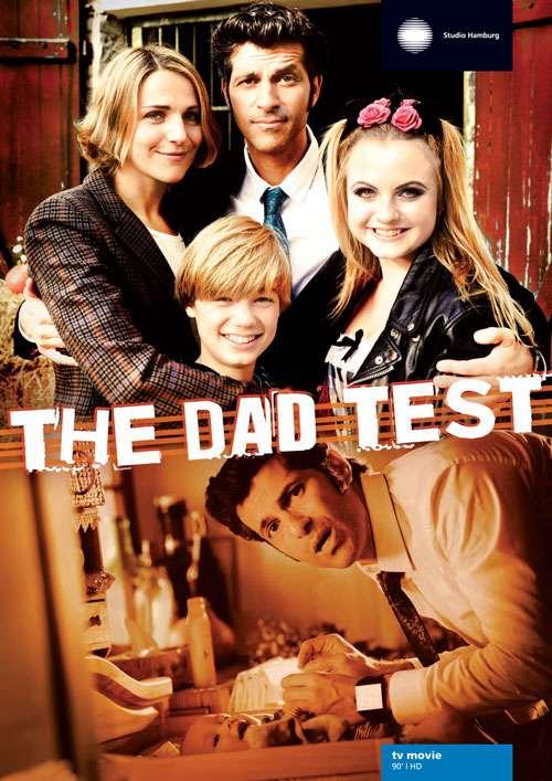 The Dad Test kapak