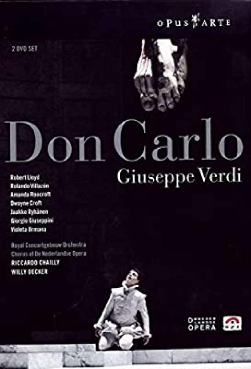 Don Carlo kapak