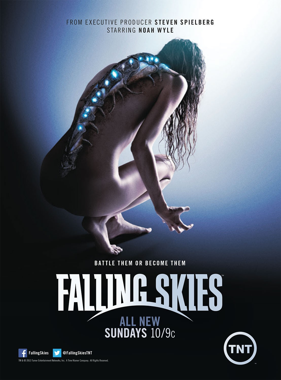 Falling Skies kapak