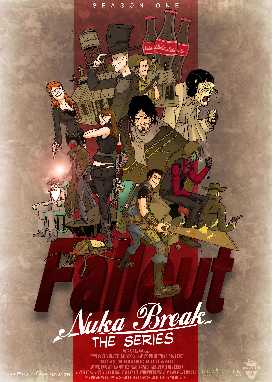 Fallout: Nuka Break kapak