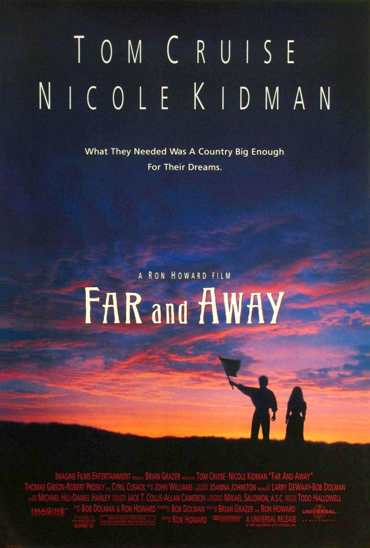 Far and Away kapak