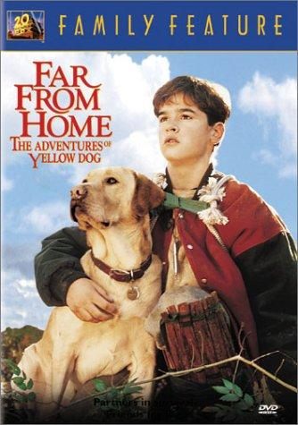 Far from Home: The Adventures of Yellow Dog kapak