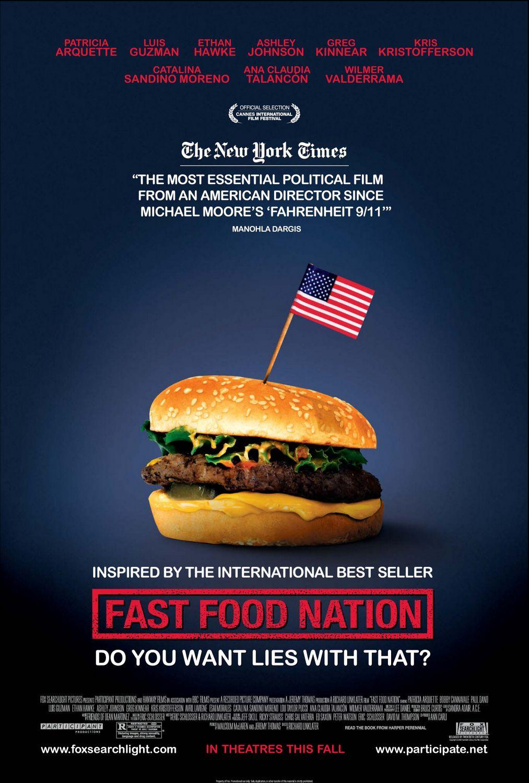 Fast Food Nation kapak