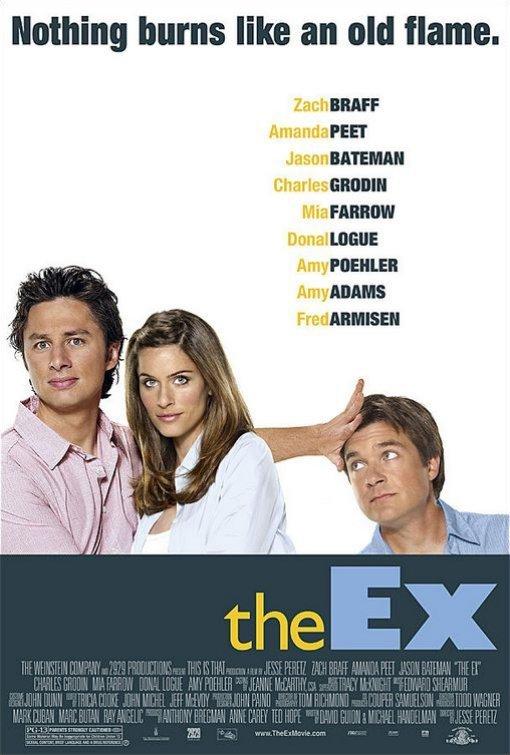 The Ex kapak