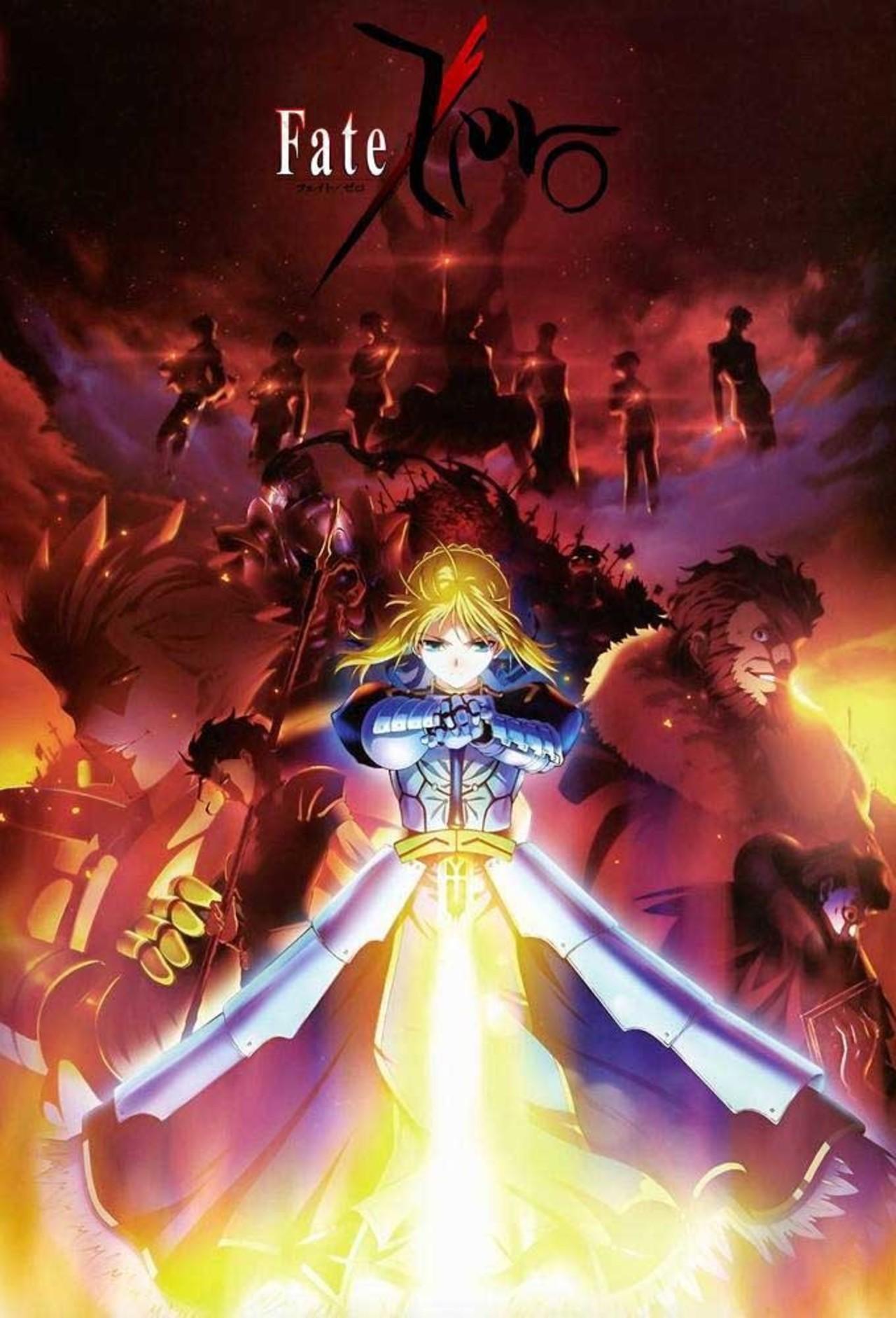 Fate/Zero kapak
