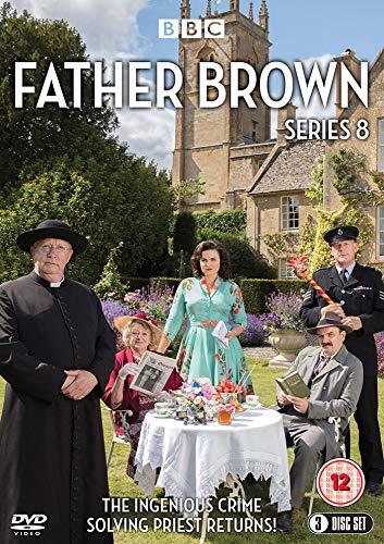 Father Brown kapak