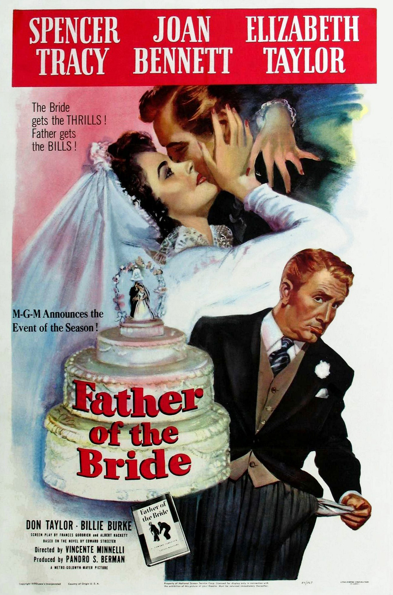 Father of the Bride kapak