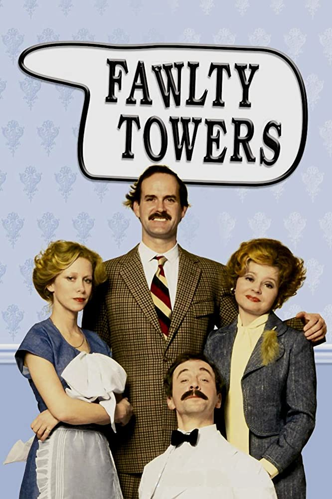 Fawlty Towers kapak