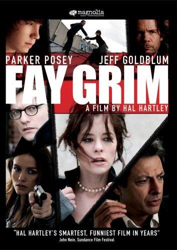 Fay Grim kapak