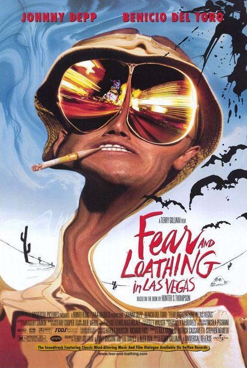 Fear and Loathing in Las Vegas kapak