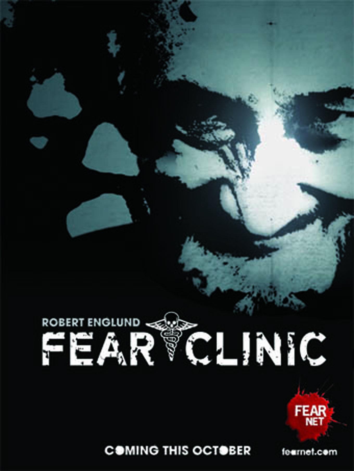 Fear Clinic kapak