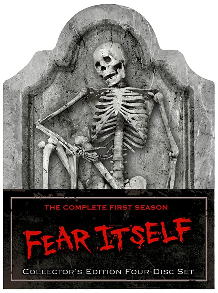 Fear Itself kapak