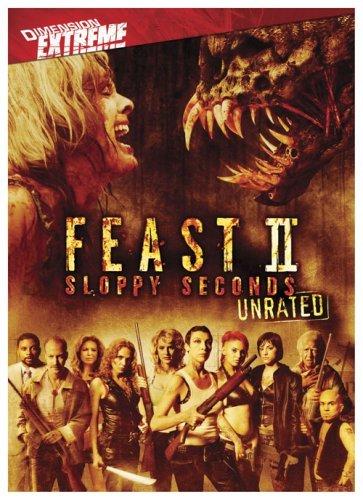 Feast II: Sloppy Seconds kapak