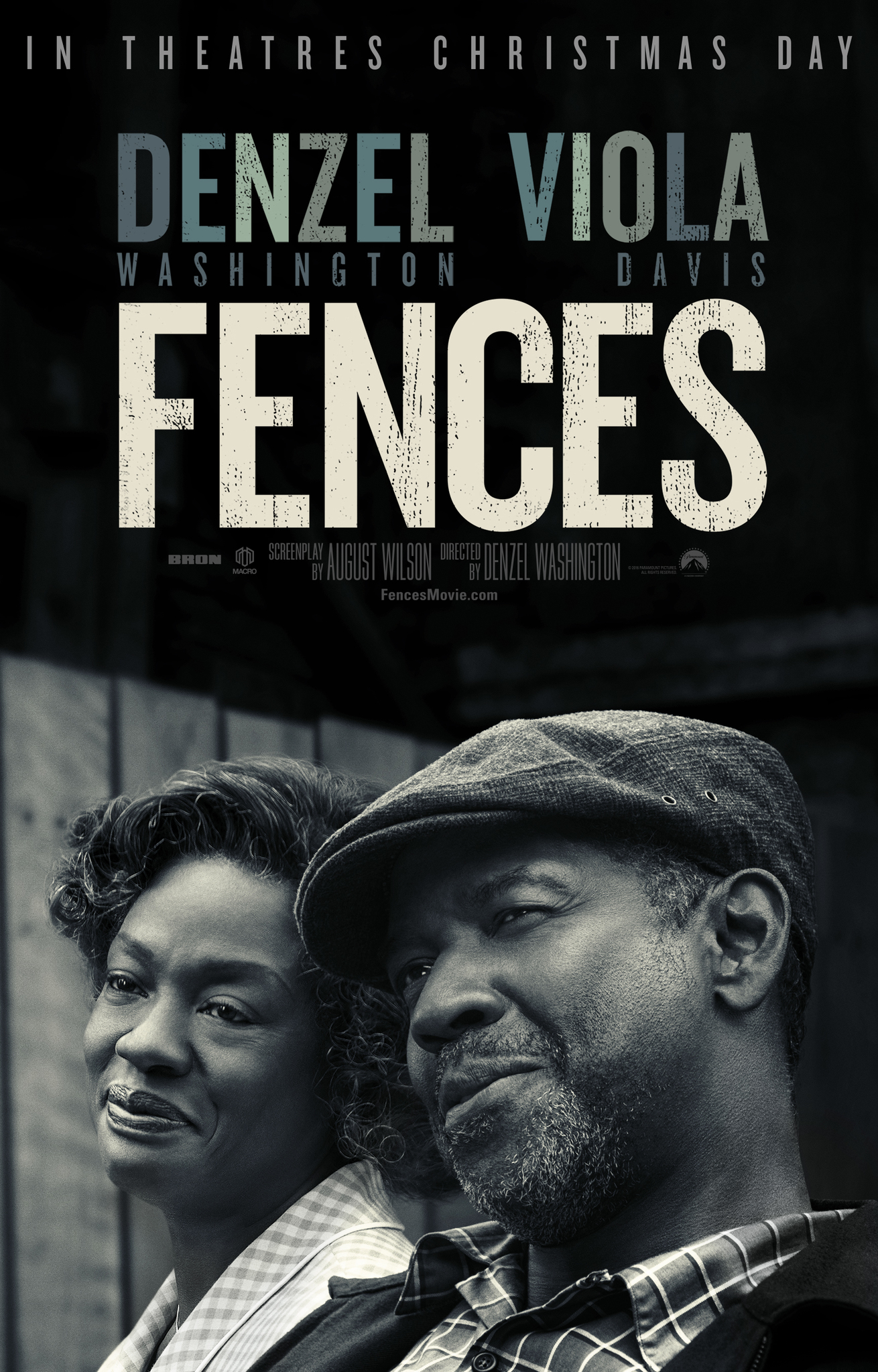 Fences kapak