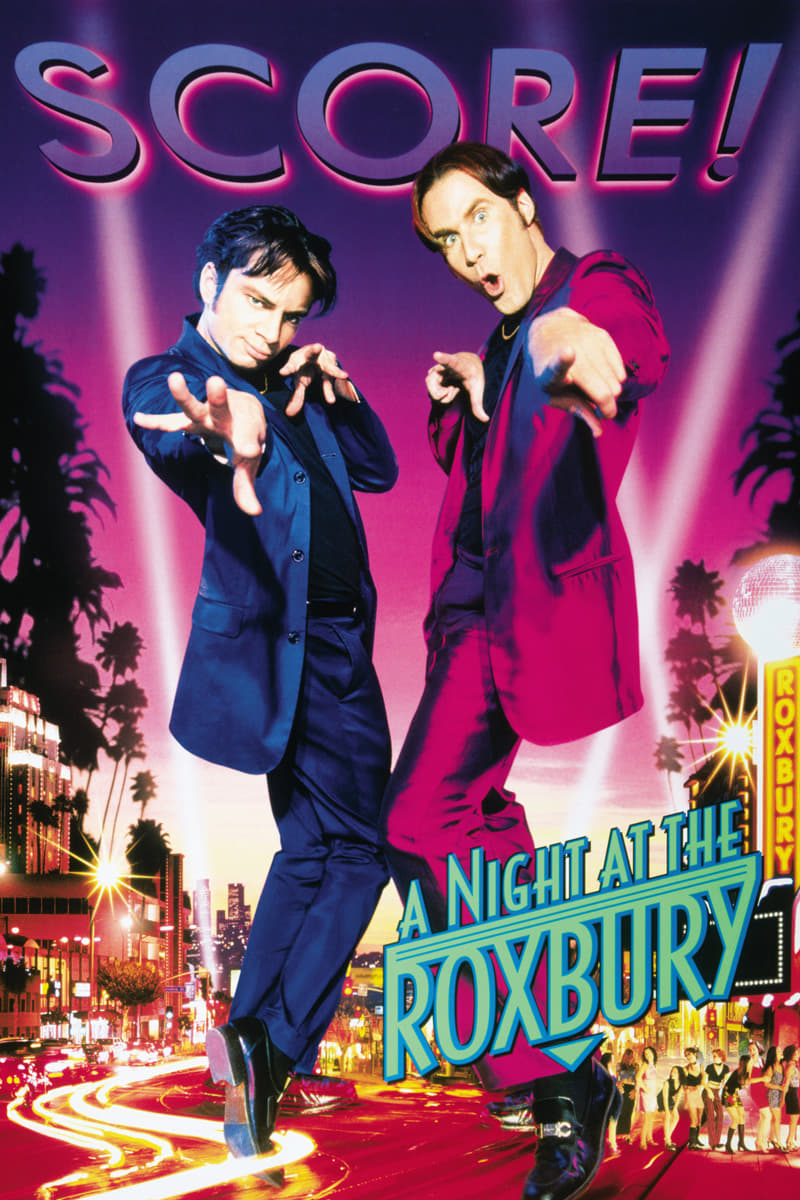 A Night at the Roxbury kapak