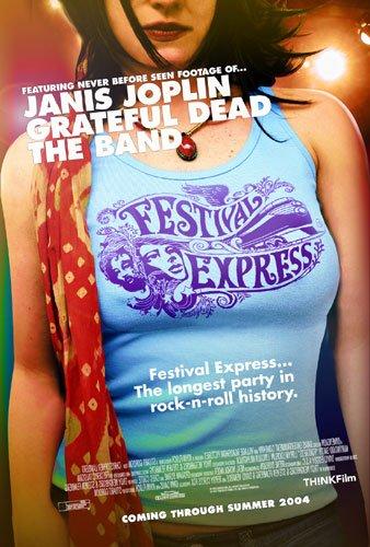 Festival Express kapak